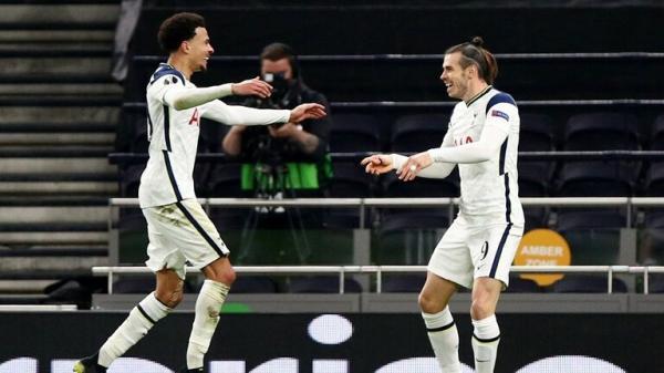 توتنهام يتأهل إلى دور الـ16 من الدوري الأوروبي
