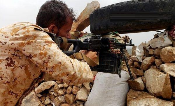 كسر هجوم واسع للحوثيين شمال الضالع