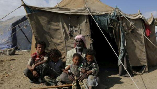 """""""رايتس رادار"""" تدعو إلى الاهتمام بمعاناة أكثر من 4 ملايين نازحي يمني"""
