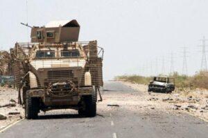 القوات المشتركة تخمد تحركات حوثية في حيس