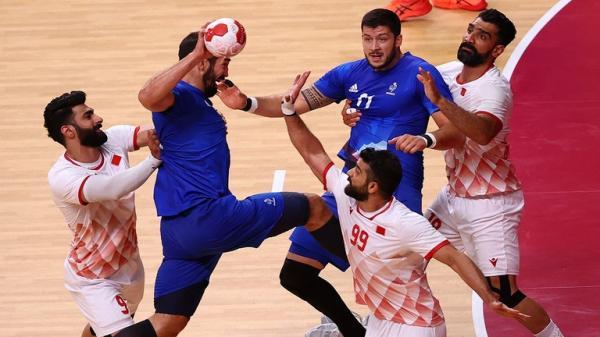 كرة اليد.. فرنسا تنهي مغامرة البحرين في أولمبياد طوكيو