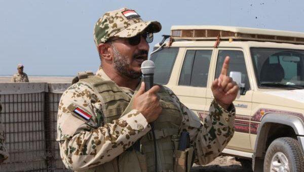 قائد المقاومة الوطنية يدعو القوى اليمنية لتوحيد المعركة نحو صنعاء